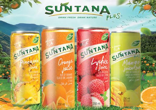 Suntana Juice